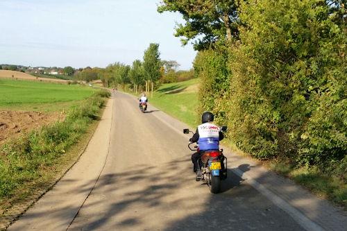 Motorrijbewijspoint Roosendaal examengarantie