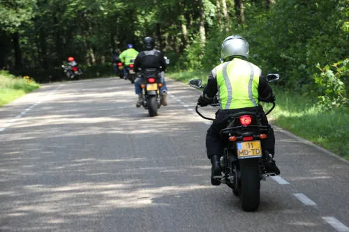 Motorrijbewijspoint Roosendaal motor lesplan