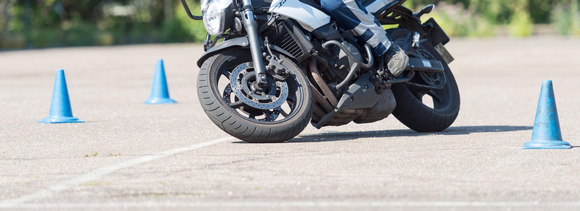 Motorrijbewijspoint Roosendaal rijtest