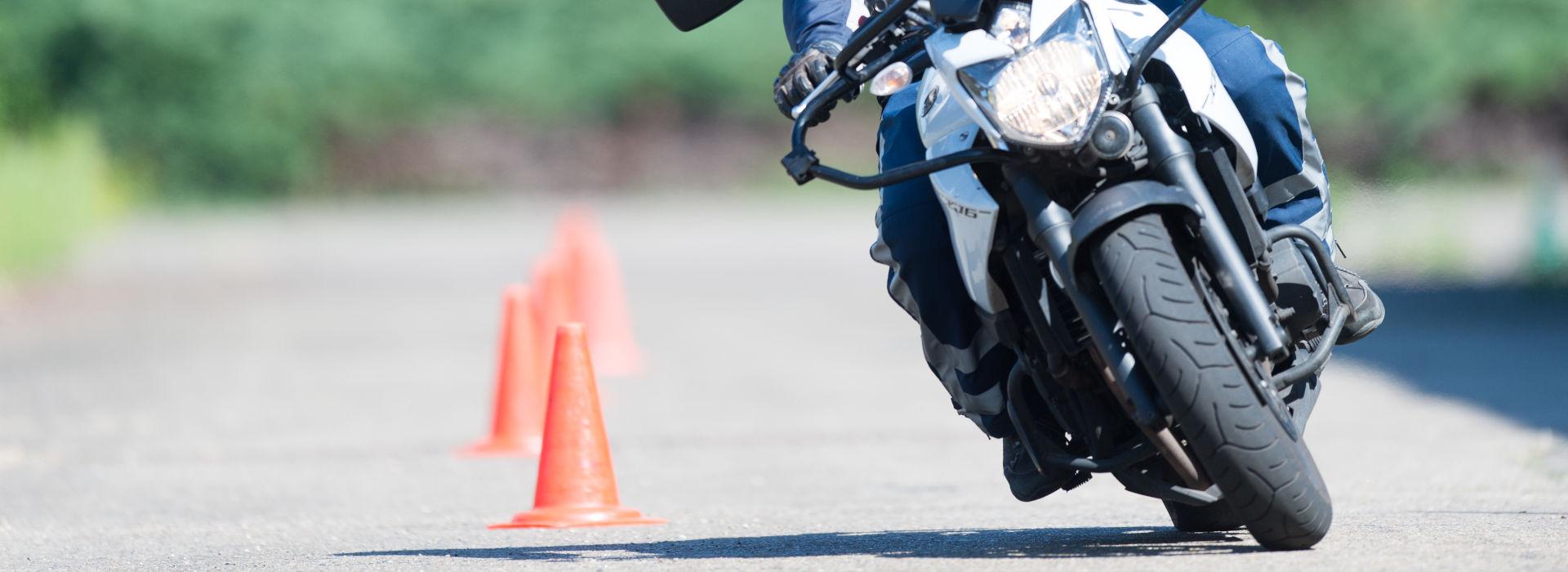 Motorrijbewijspoint Roosendaal motor rijvaardigheid